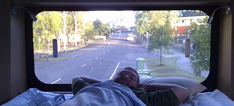 Living The New Australian Dream Day 1