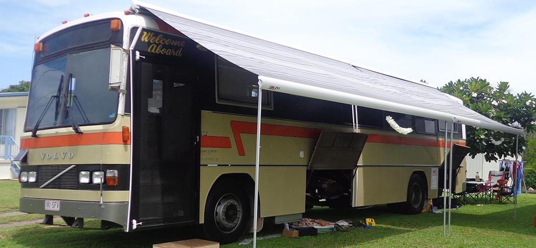 Living The New Australian Dream - Bus
