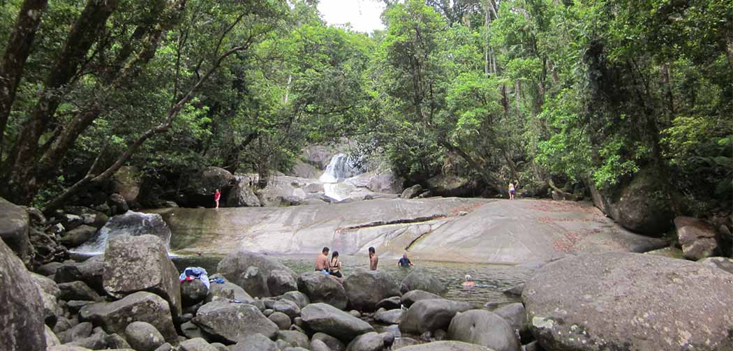 Living The New Australian Dream - Josephine Falls