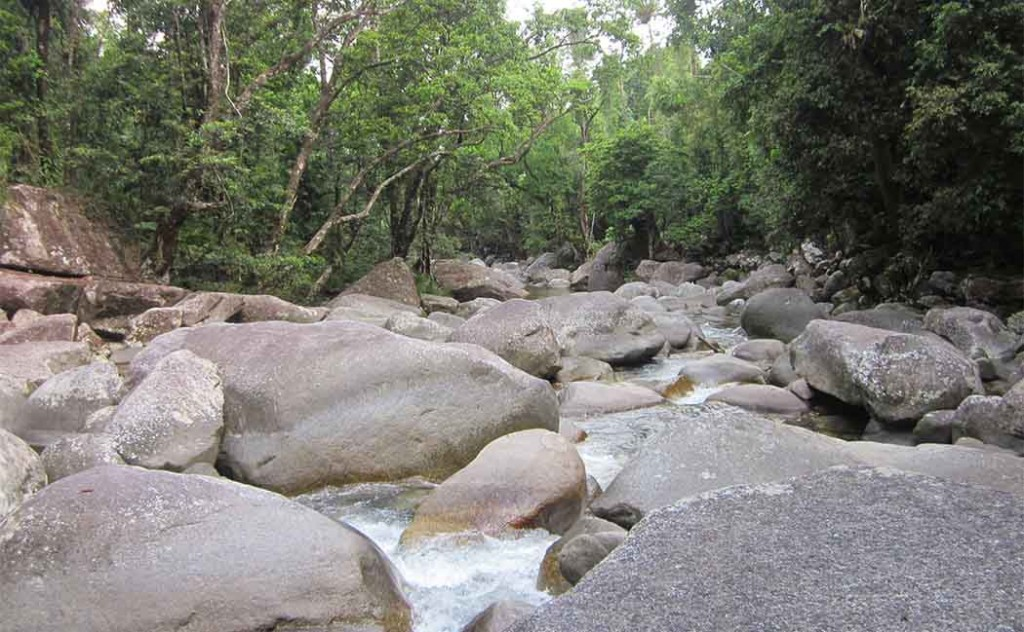 Living The New Australian Dream - Josephine Falls2