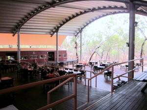 Living The New Australian Dream - Undara Restaurant