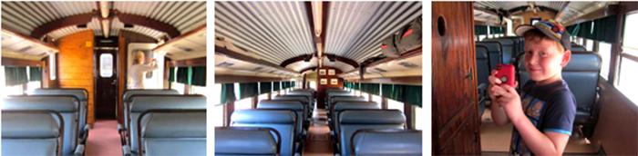 Living The New Australian Dream - Savannahlander Train