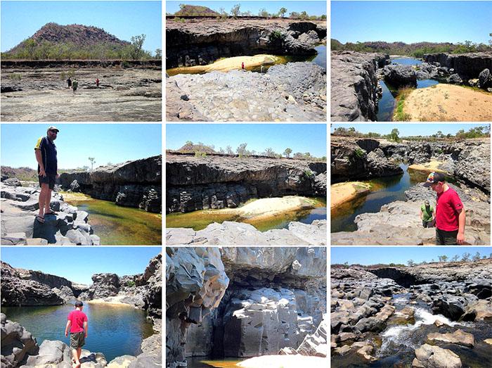 Living the new australian dream - Copperfield Gorge
