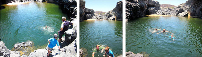 Living the new ustralian dream - copperfield gorge