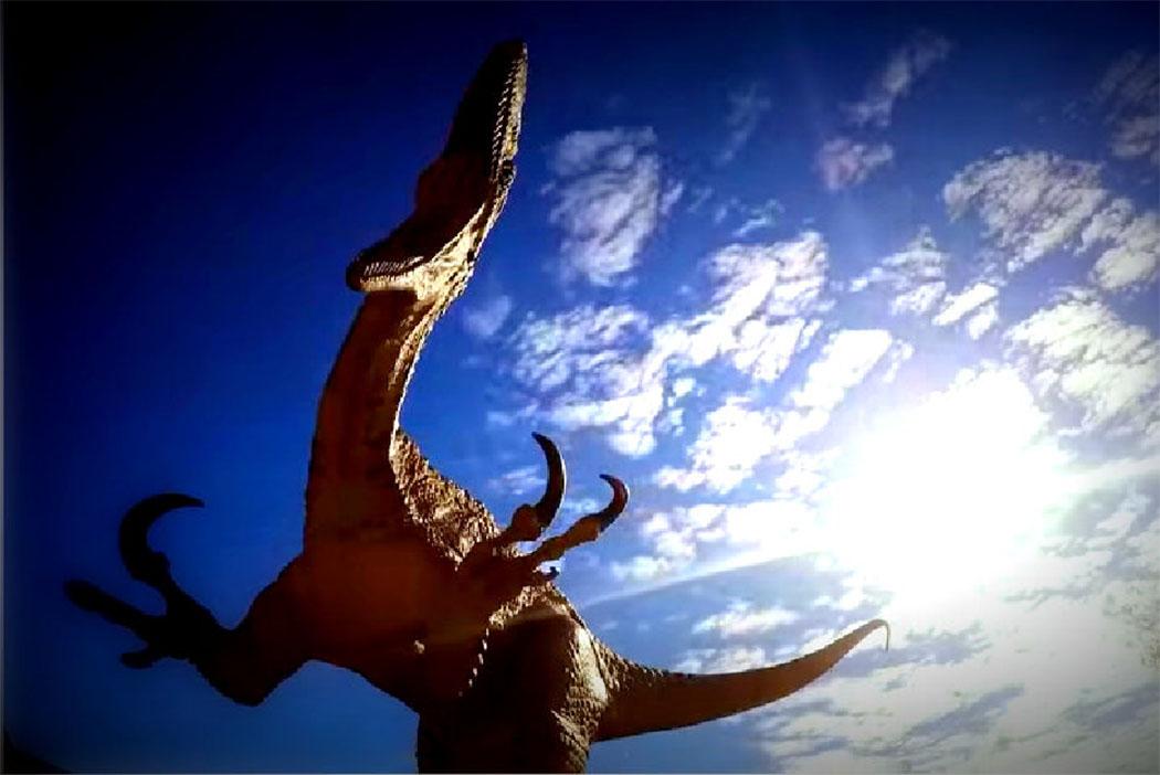 Australian Age of Dinosaurs - Banjo2