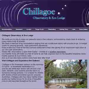 iving the new australian dream - Chillagoe Eco Lodge