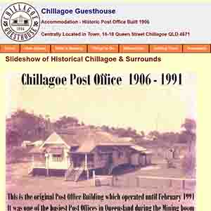 living the new australian dream - Chillagoe Guest House