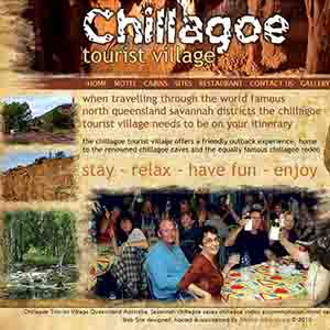 living the new australian dream - Chillagoe Tourist Park