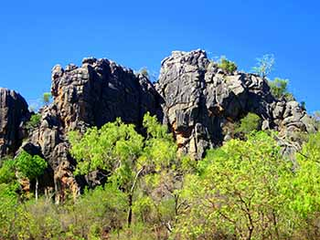 living the new australian dream - Chillagoe -Mungana NP