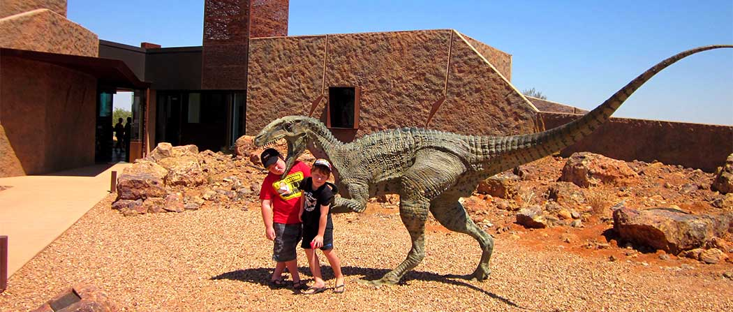 living the new australian dream - Australian Age of Dinonsaurs
