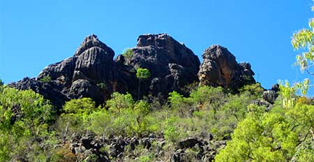 Living the new australian dream - Chillagoe-Mareeba Rd