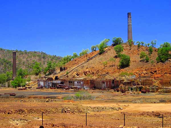 living the new australian dream - Chillagoe Smelters